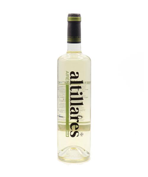 Vinos embotellados airen blanco Altillares