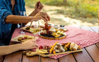 Cómo maridar el vino: sugerencias